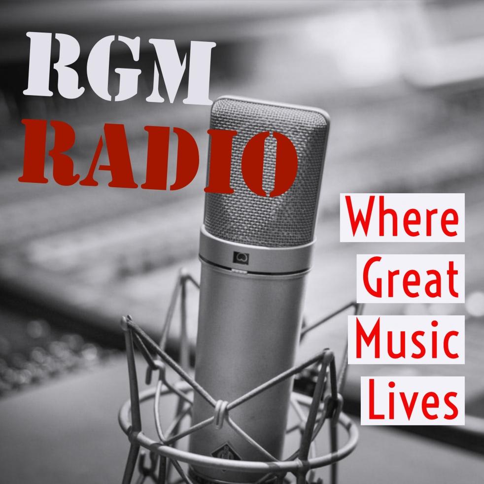 RGM Radio (Real Good Music Radio) - immagine di copertina