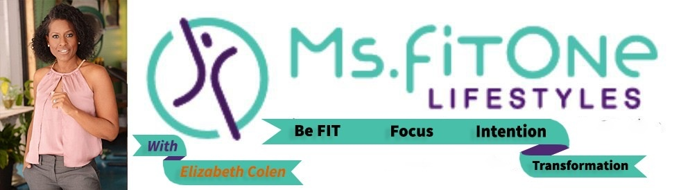 Ms .FitOne Lifestyle with Elizabeth Colen - Cover Image