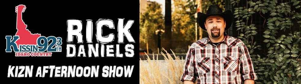 Idaho Country Podcast with Rick Daniels - show cover