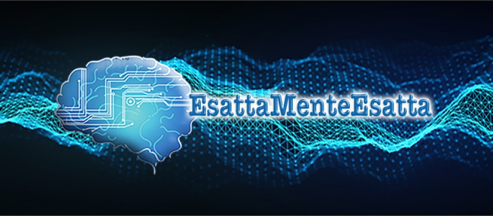 EsattaMenteEsatta - immagine di copertina