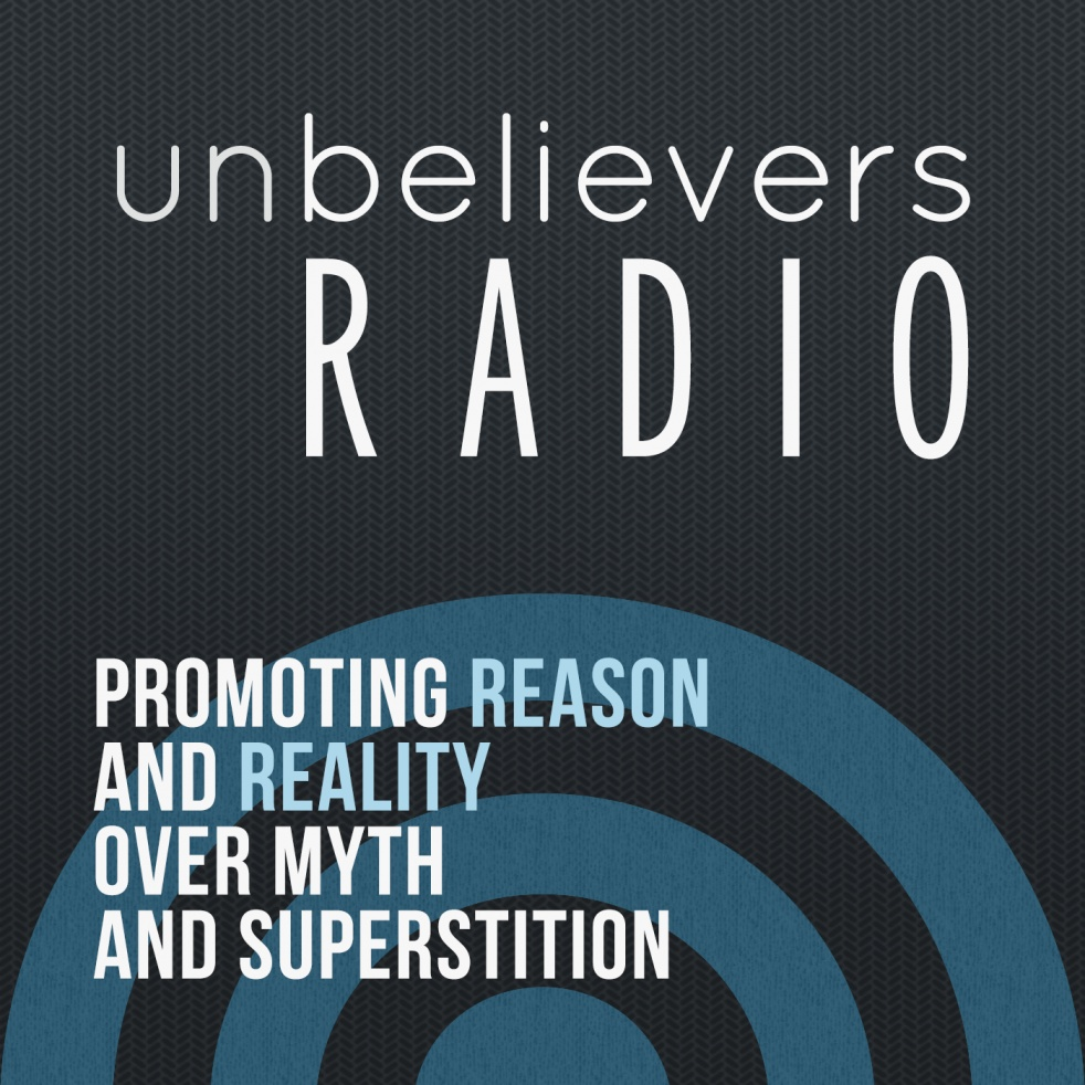Unbelievers Radio - show cover