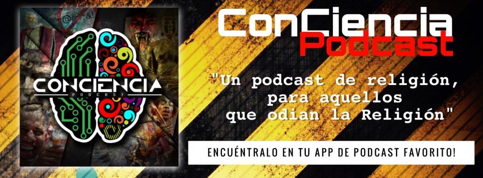 ConCiencia Podcast - show cover