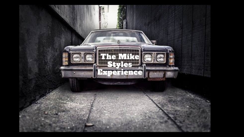 The Mike Styles Experience - Cover Image