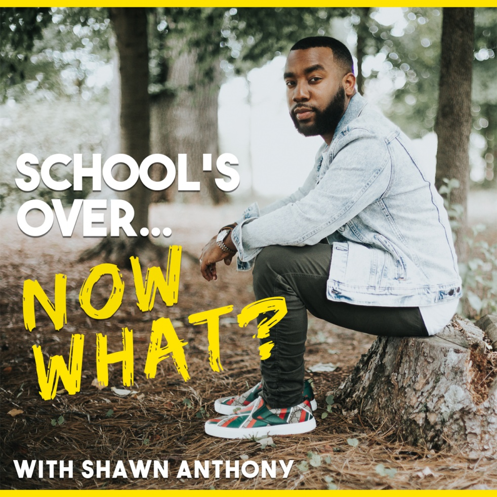 School's Over...Now What? - Cover Image