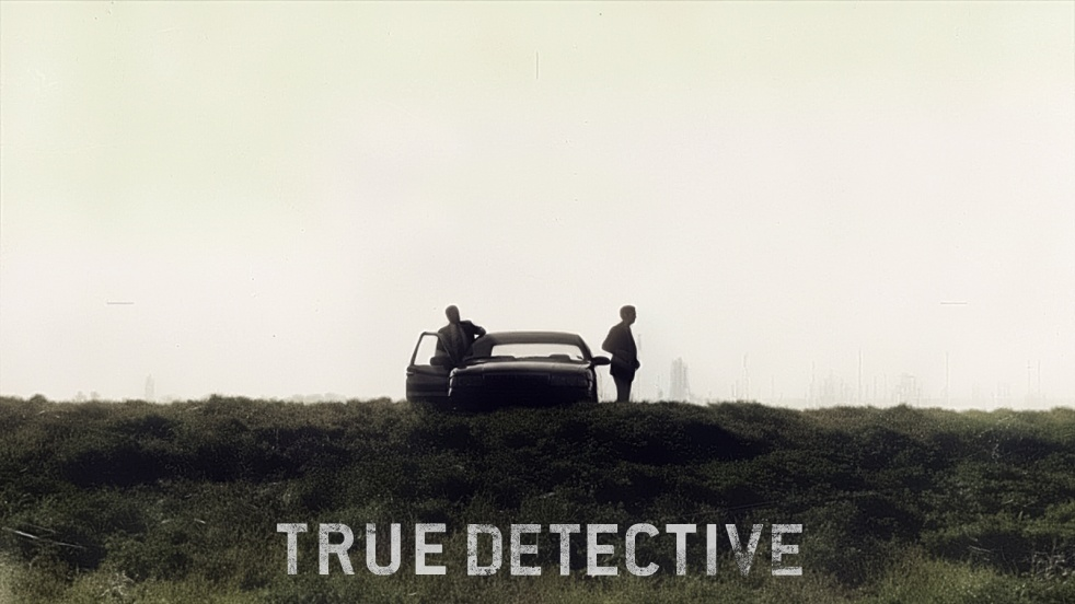 UNspoiled! True Detective - show cover