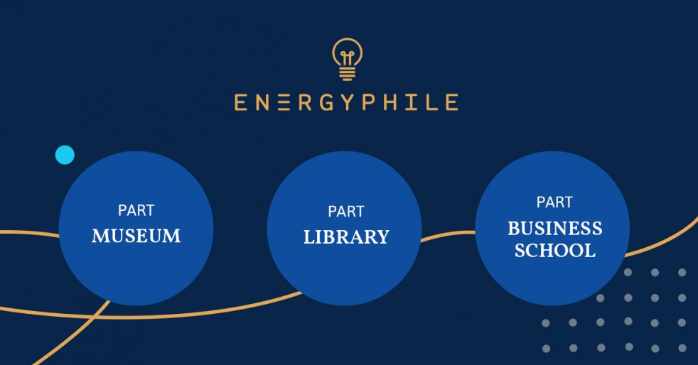 Energyphile - Cover Image