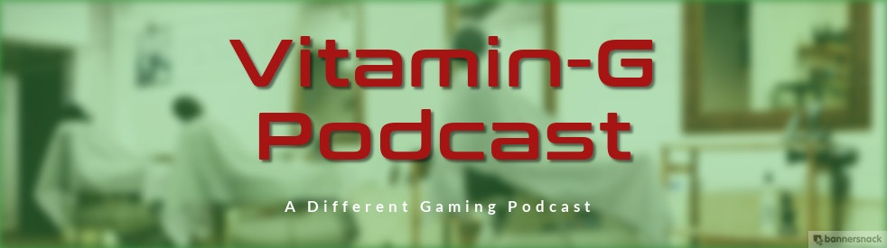 Vitamin G Podcast - show cover