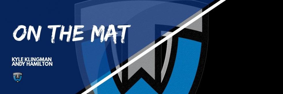 On The Mat - immagine di copertina dello show