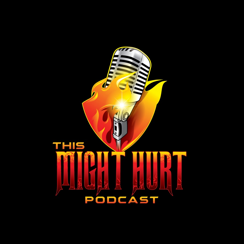 This Might Hurt Podcast - show cover