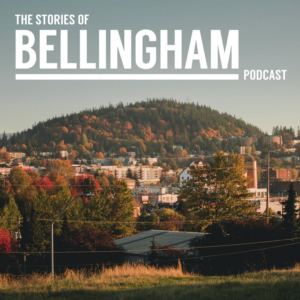 The Stories of Bellingham Podcast - immagine di copertina dello show