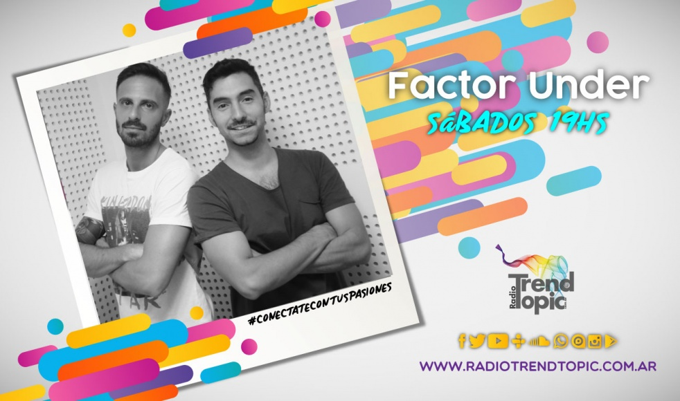 Factor Under - Radio Trend Topic - show cover