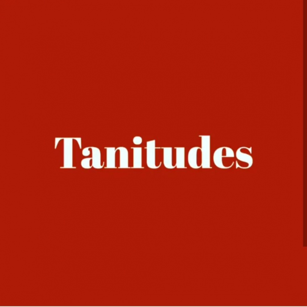 Tanitudes - show cover