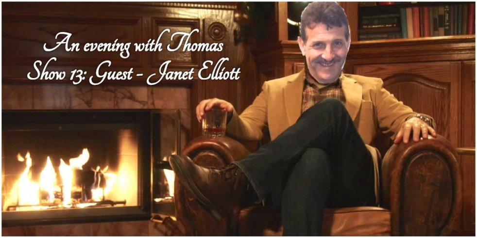 An evening with Thomas : Janet Elliott - immagine di copertina dello show