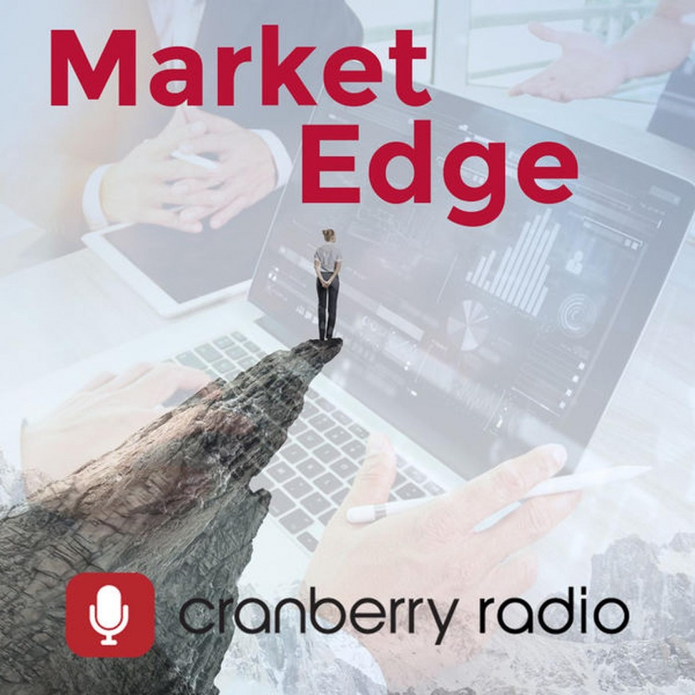 Market Edge with Larry Weber - imagen de show de portada