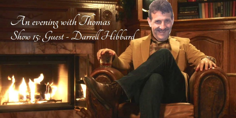 An evening with Thomas : Darrell Hibbard - show cover