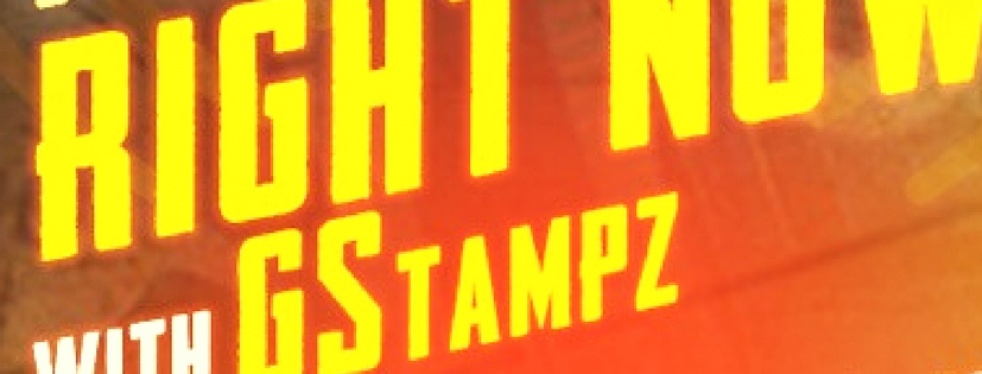 Right Now with GStampz - immagine di copertina