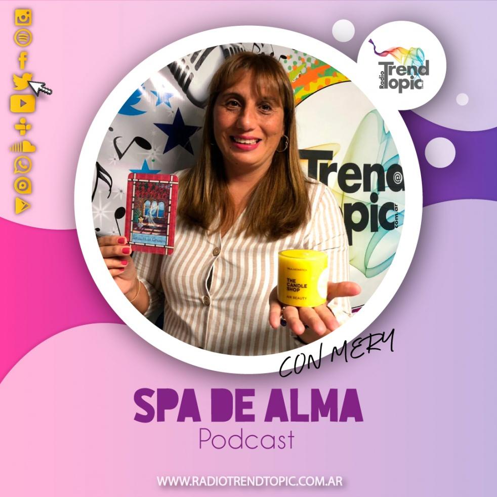 Spa de Alma - show cover