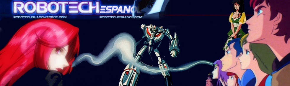 Robotech Espanol 2.0 - show cover