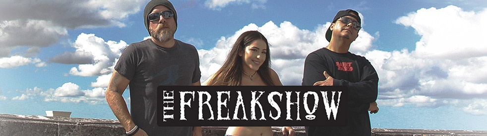 The Freakshow with Flyin' Brian - show cover