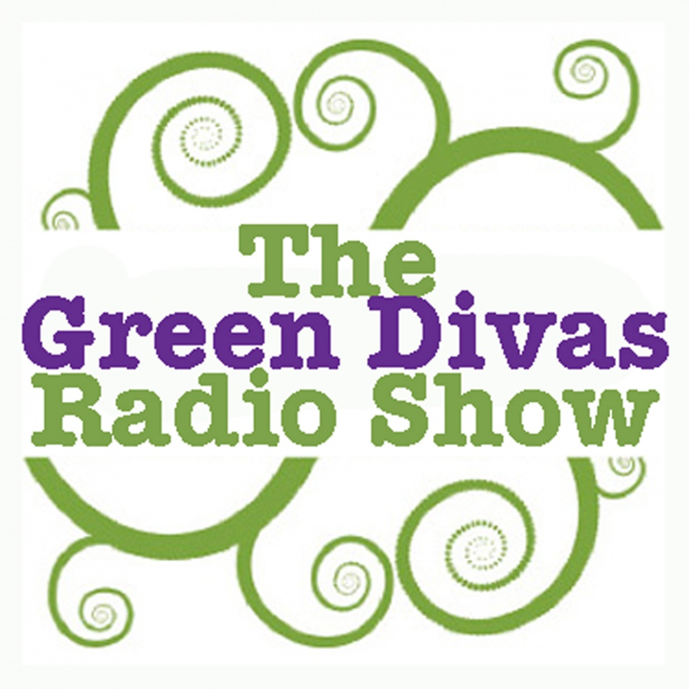 The Green Divas Radio Show - show cover