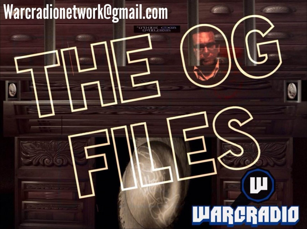 The OG Files conspiracy theory or fact? - show cover