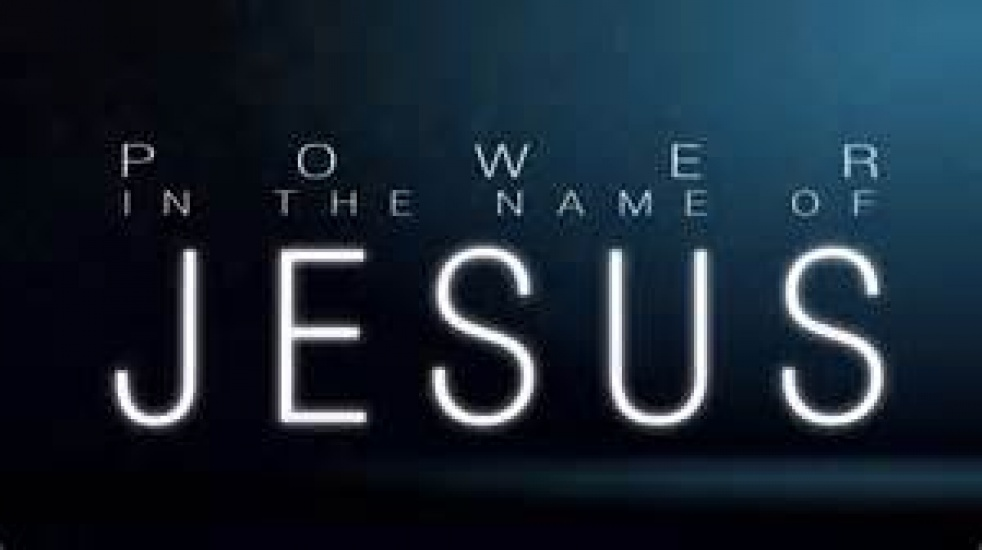 The Many Names Of Jesus #2 - Cover Image