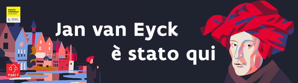 Jan van Eyck è stato qui - Cover Image