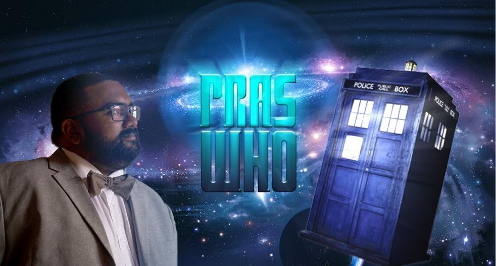 Pras, Who ? - show cover