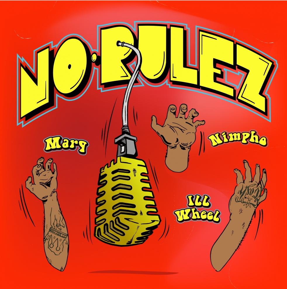 No-Rulez Podcast - show cover