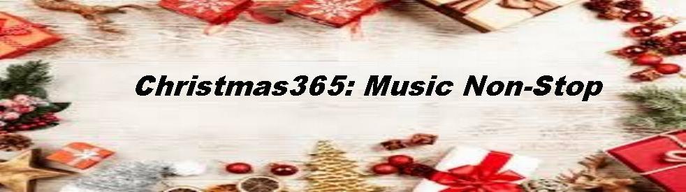 Christmas365: Music Non-Stop - imagen de show de portada