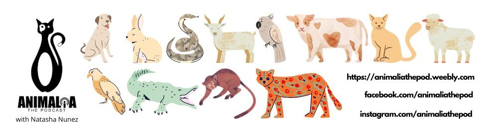 Animalia the Podcast - imagen de portada