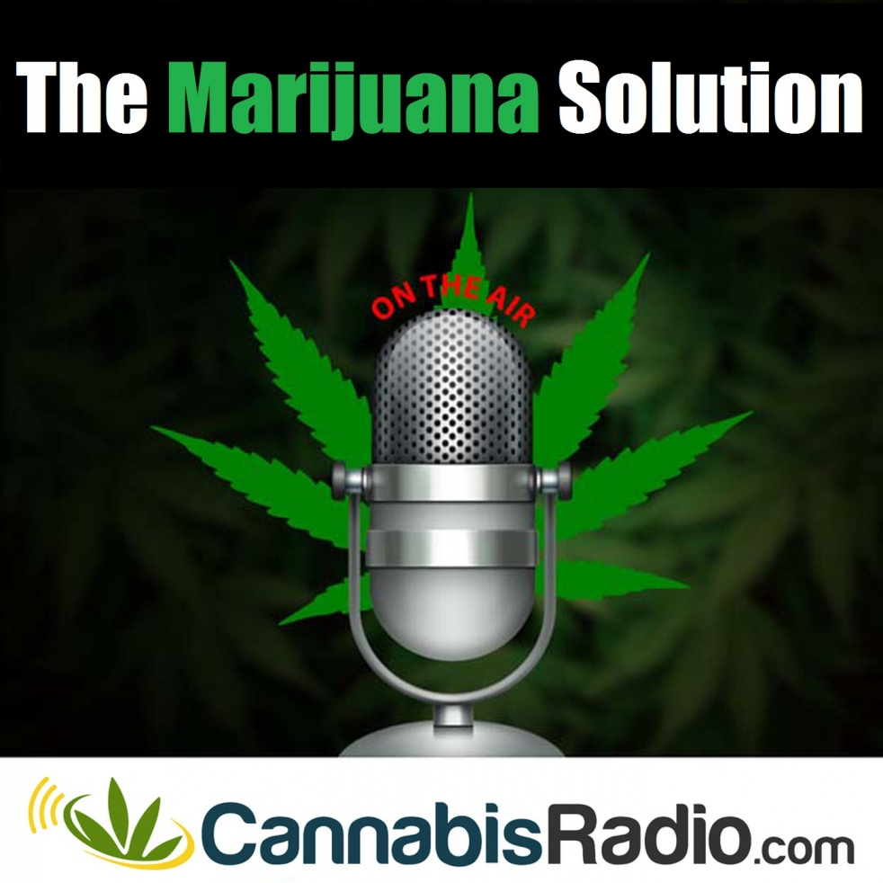 The Marijuana Solution - Cover Image