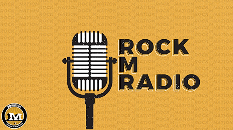 Rock M Radio - show cover