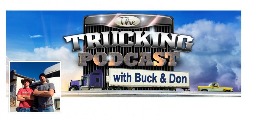 The Trucking Podcast - immagine di copertina