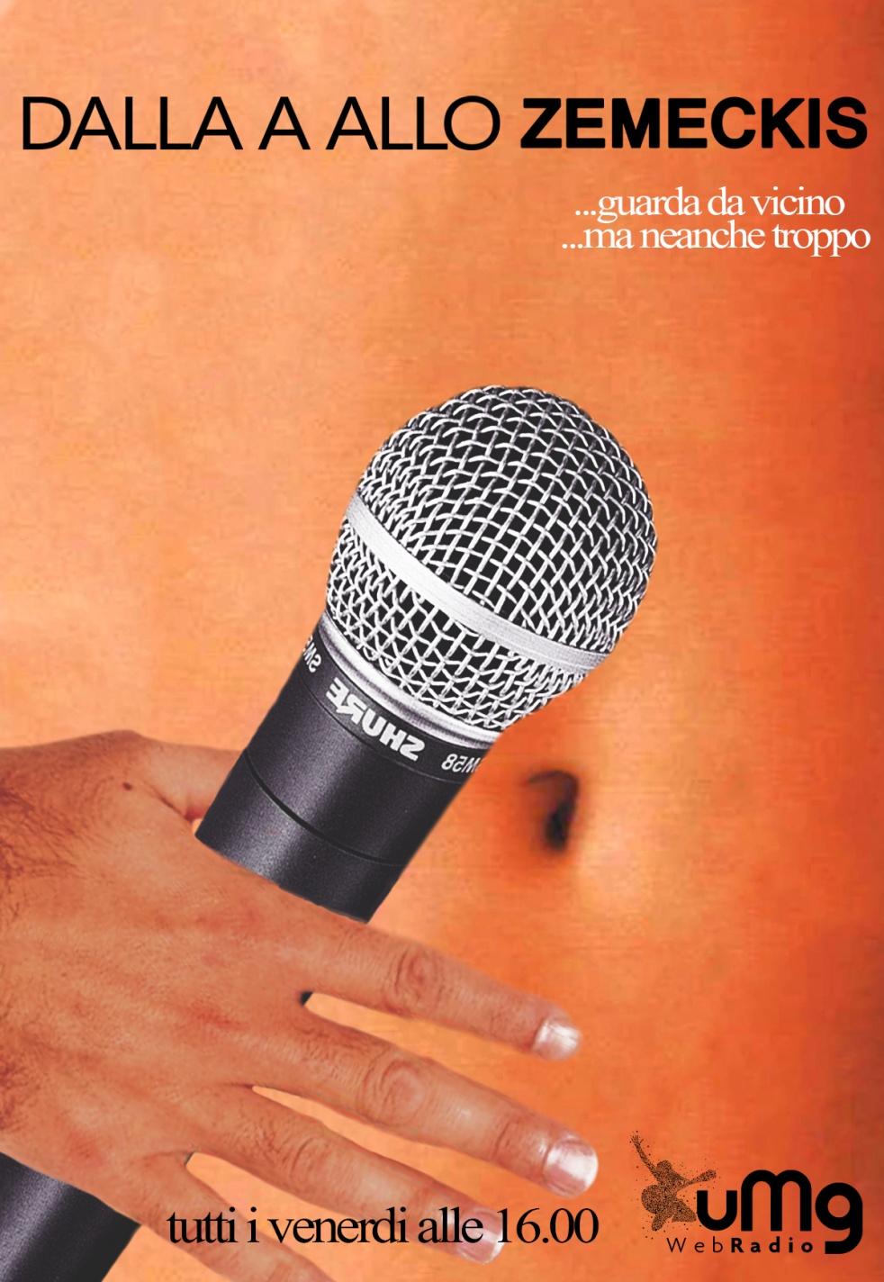 Dalla A allo Zemeckis - show cover