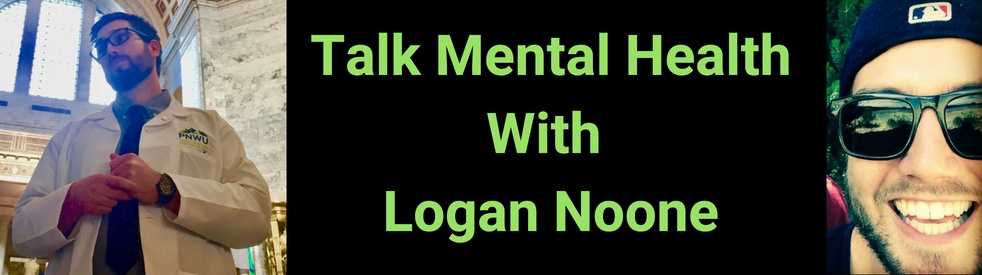 Talk Mental Health With Logan Noone - show cover