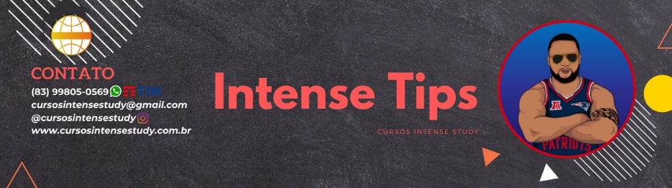 Intense Tips - Cover Image