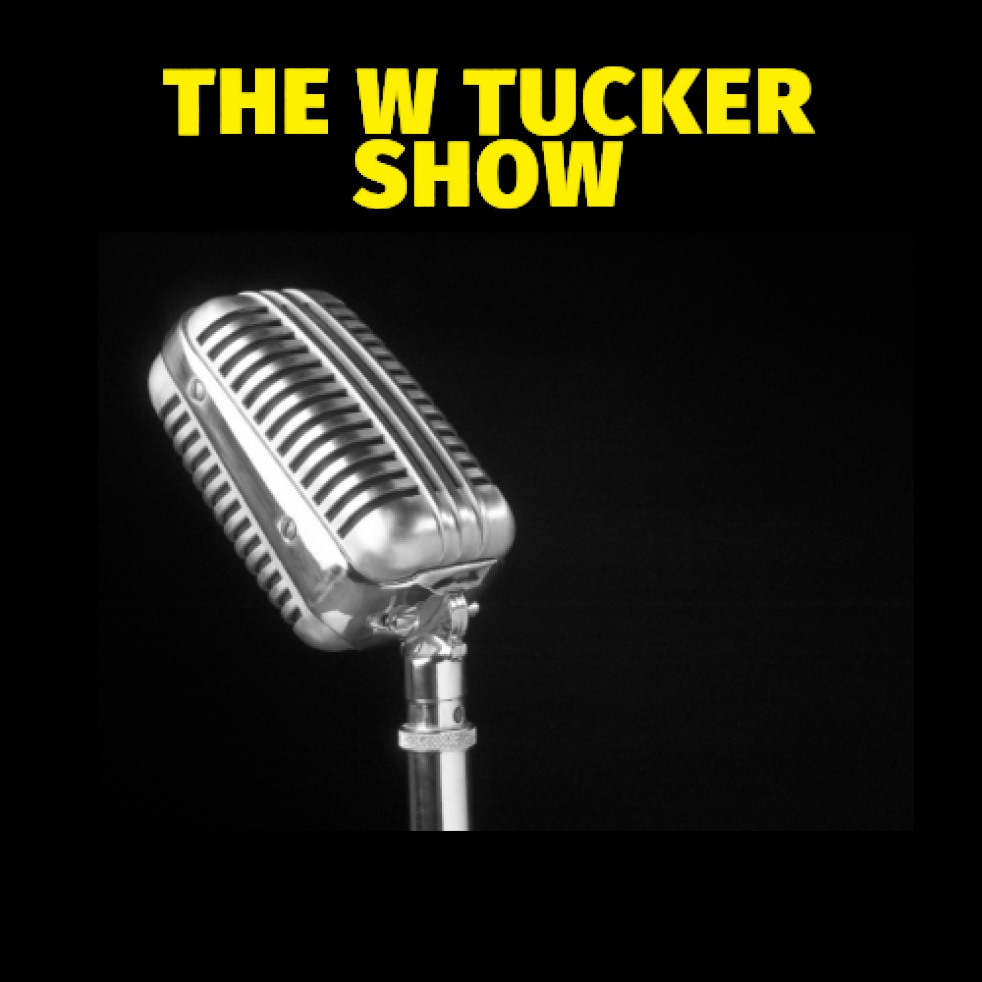 The W Tucker Show - show cover