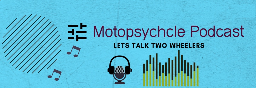 Motopsychcle Podcast - Cover Image