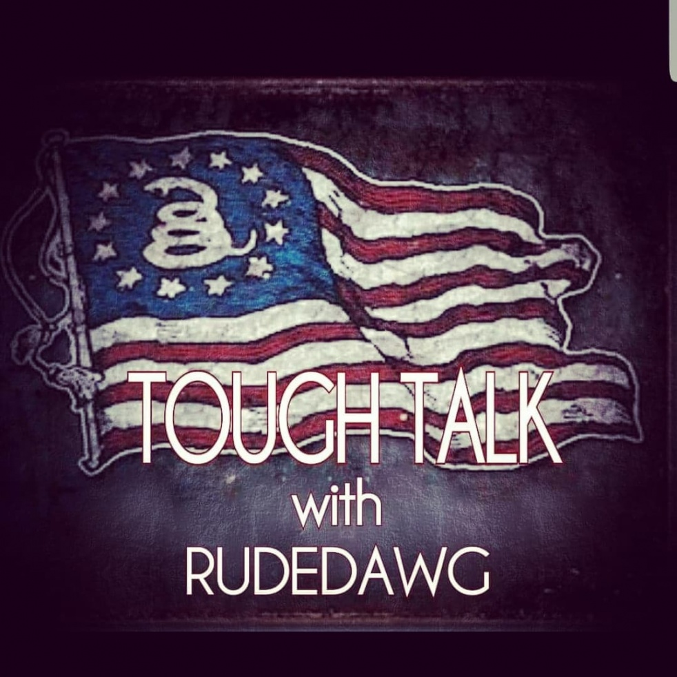 TOUGH TALK with RUDEDAWG - imagen de show de portada