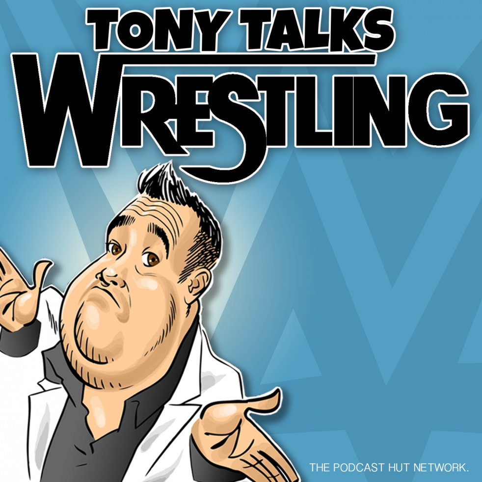 Tony Talks Wrestling Podcast - Cover Image