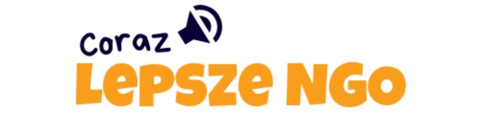 Coraz Lepsze NGO | Szczepan Kasiński - Cover Image