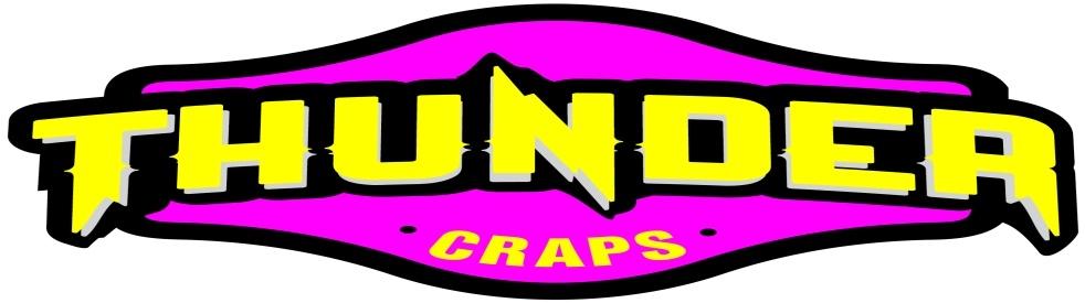 Thunder Craps - imagen de show de portada