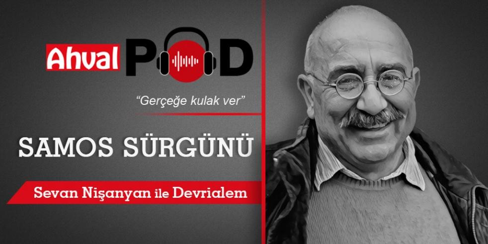 Samos Sürgünü - immagine di copertina