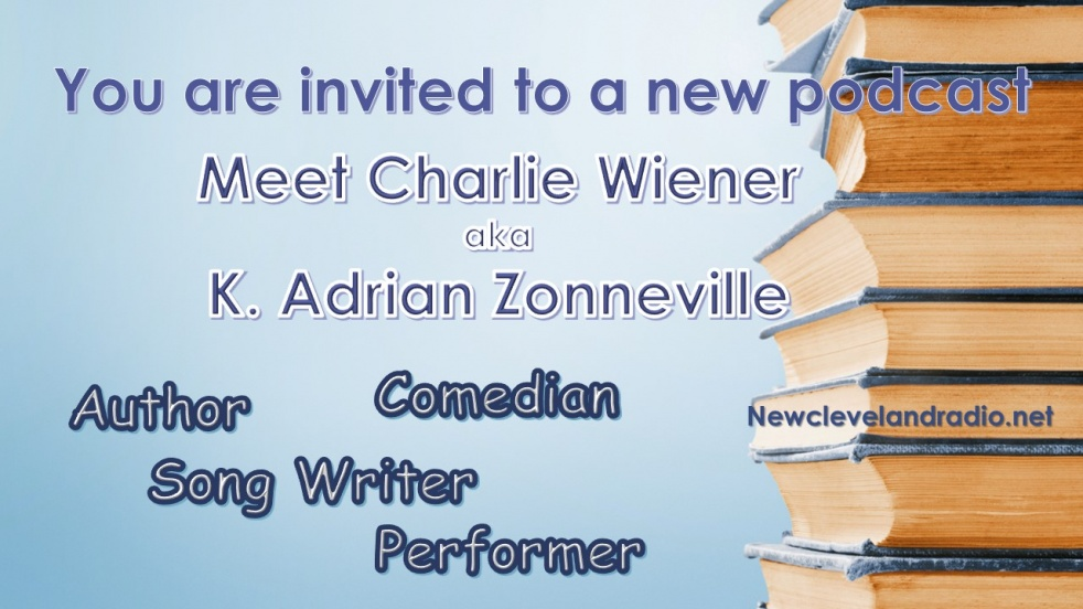Meet Charlie Wiener_let's talk! - show cover