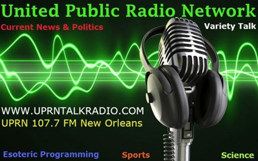 United Public Radio's show - show cover