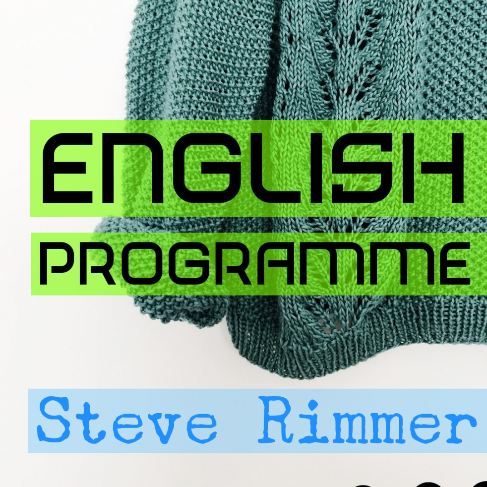 English Programme - imagen de show de portada