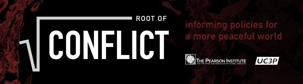 Root of Conflict - Cover Image