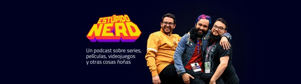 Estúpido Nerd - Cover Image