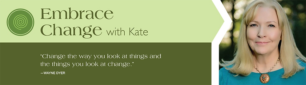 Embrace Change Radio  with Kate Olson - imagen de show de portada